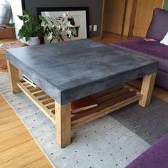 concrete coffee table diy awesome concrete table diy 147 best concrete coffee table side images in 2018