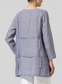 Linen Doll Tunic