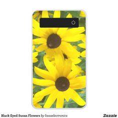 Black Eyed Susan Flowers Power Bank