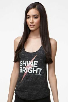 SHINE BRIGHT! Tank // Spiritual Gangster