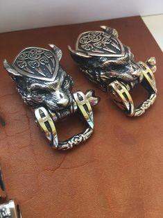 Odysseus Casque bronze Charm Bead For Paracord Cordon Bracelet