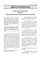 My publications - corte penal internacional enjuiciamiento por crìmenes de lesa humanidad - Página 1