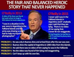 Billo caught lying about his time in Argentina.