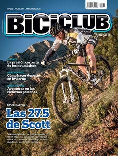 Revista Biciclub Nº 235 – Julio 2014
