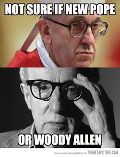Not sure if Pope…
