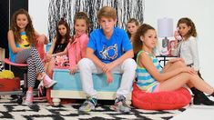 the haschak sisters | ... Started (MattyBRaps Cover ft Haschak Sisters & Adee Sisters) - YouTube