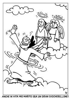 """""""Humoreggiando"""" di Serena Ferrari - In cielo...come in Terra!"""