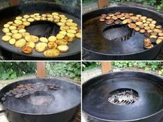 feuerring alternativer grill wohndesign pinterest grilling grills and outdoor cooking. Black Bedroom Furniture Sets. Home Design Ideas