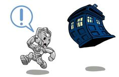 This is cute! Doctor Who