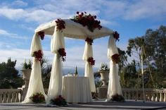 Order of wedding ceremony events outline that goes through each step of a typical wedding ceremony