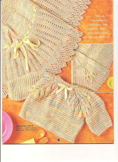 www.anatricocroche.com.br - ana.maria1712@itelefonica.com.br: casaquinhos de bebe