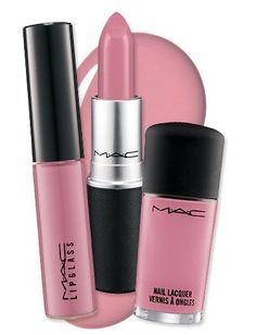 Mac in pink