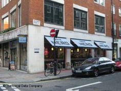 Cafe Nero, Curzon Street - London