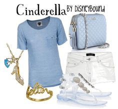 seeksimplicityy:    disneybound:    a casual cinderella     AHH NO I WANT THIS ONE TOO!! LOOK AT THOSE SHOES!!! SOO CUTE !!!