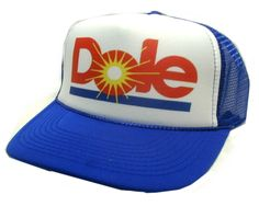 DOLE Trucker hat - Products, Business and Brands Trucker Hats & More
