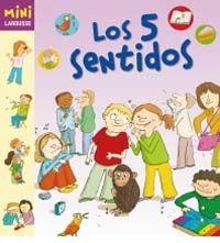 Recursos para trabajar los cinco sentidos en Educación Infantil