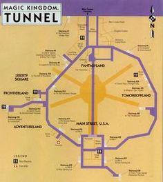 Une ville cachée sous Walt Disney World Resort?