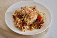 Jazzy New Orleans Chicken Cajun Recipes, Chicken Recipes, Cooking Recipes, Recipe Chicken, Food Dishes, Main Dishes, Best Barbecue Sauce, Winner Winner Chicken Dinner, Stuffed Whole Chicken