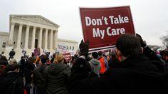 """Gesundheitsreform auf der Kippe: US-Kongress sägt an """"Obamacare"""""""