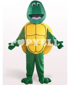 #mascotte #tortue Costume Mascotte Tortue en Peluche Pour Adultes