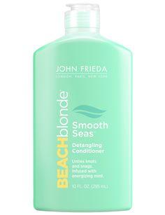 John Frieda Haircare Beach Blonde Detangling Conditioner Smooth Seas 250ml product photo