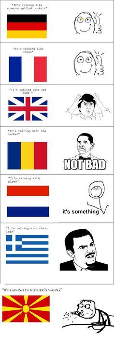 Oh Macedonia...