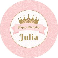 Our Pink Provincial Princess White Swirl Lollipops feature a sophisticated crown design along with your custom wording. Happy Birthday Julia, Girl 2nd Birthday, Birthday Parties, Princess Theme, Little Princess, Aid Adha, Chevron Binder Covers, Swirl Lollipops, Princess Birthday Invitations