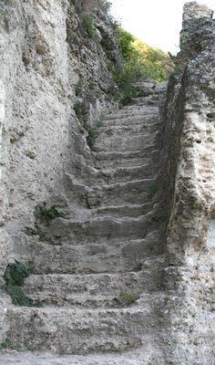 Cave Monastery, Old Orhei, Moldova