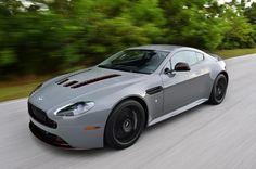 Aston Martin V-12 Vantage - Drew Phillips