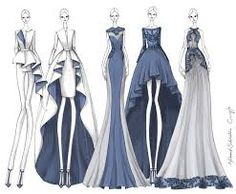 Resultado de imagen para fashion illustration