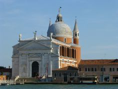 Giudecca - Chiesa del Santissimo Redentore. After plague killed 30 percent of the population in the late 16th century, the Chiesa del Santissimo Redentore (Church of the Most Holy Redeemer) was constructed in gratitude on the waterfront. It dominates the skyline and is the spiritual hub of Giudecca.