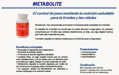 4LIFE: METABOLITE