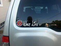 waltlif decal, life decal