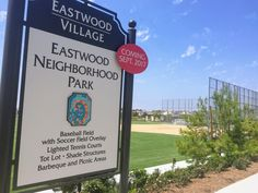 Irvine's newest park in the developing Eastwood Village community will open Thursday, Aug. 24. The 6.13-acre Eastwood Village Park featuresa shaded playground, a picnic area, a baseball and …