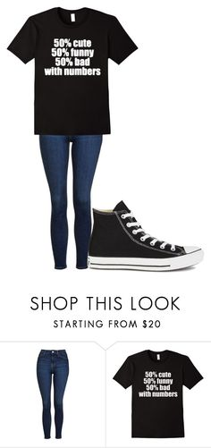 """Untitled #242"" by cruciangyul on Polyvore featuring Topshop and Converse"