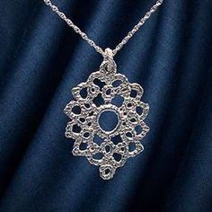 Regency Necklace, Bracelet & Earrings Set   13th Anniversary   MyGiftGenie