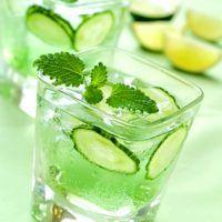 Recept : Okurková limonáda | ReceptyOnLine.cz - kuchařka, recepty a inspirace