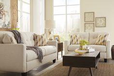 Ashley Drasco mid-century living room inspiration