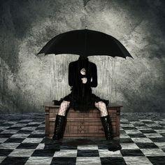 Rainy Days by xetobyte on DeviantArt:
