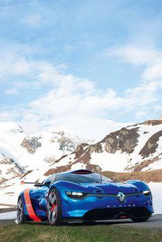 renault alpine 2012
