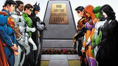 Weird Science DC Comics: Titans Hunt #1 Preview