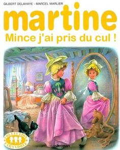 NOUVELLE COLLECTION « MARTINE (1) » collection, dessin, drôle, fun, funny…