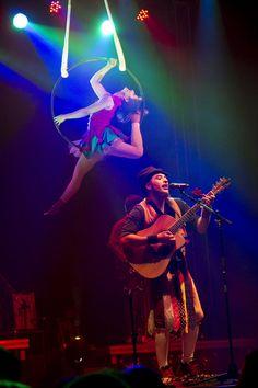 O Teatro Mágico | A SOCIEDADE DO ESPETÁCULO - 14º Caxias em Cena. Foto: Douglas Trancoso.