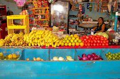 Mercado, Isla Mujeres, Mexico