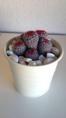 Lupecienta: Cactus Crochet