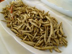 Fritti di pesce Blue Marlin, Spaghetti, Restaurant, Club, Ethnic Recipes, Food, Diner Restaurant, Essen, Meals