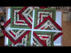 Sew Easy Strata Star - YouTube