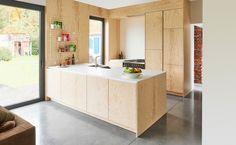 Fermetti | Design in dennenhout #Keuken