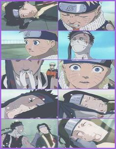 narutos face... I FEEL SO BAD!!! he looks so cute in this epidode when he cried