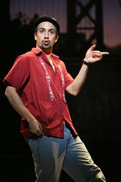 Lin-Manuel Miranda in In the Heights